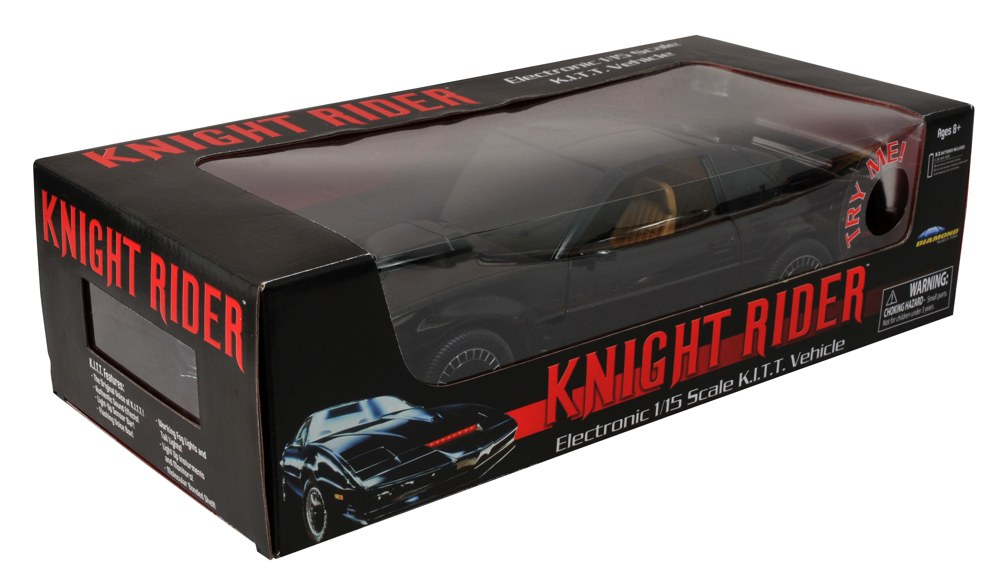 Equipment On Sale This Week Knight Rider 1 15 Kitt And