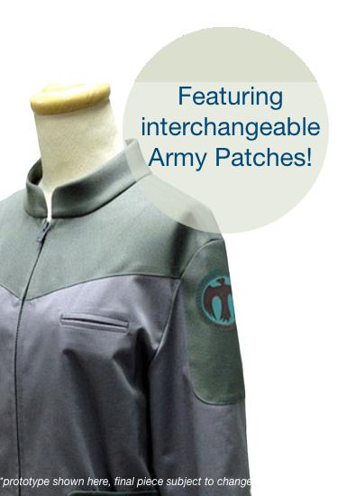 Cadet Training Jacket