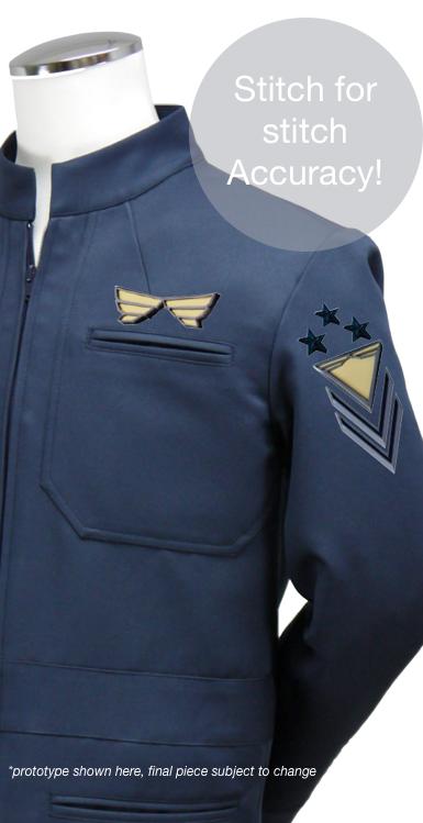 graff's uniform