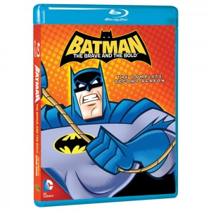 Batman The Brave and the Bold-S2 Bluray