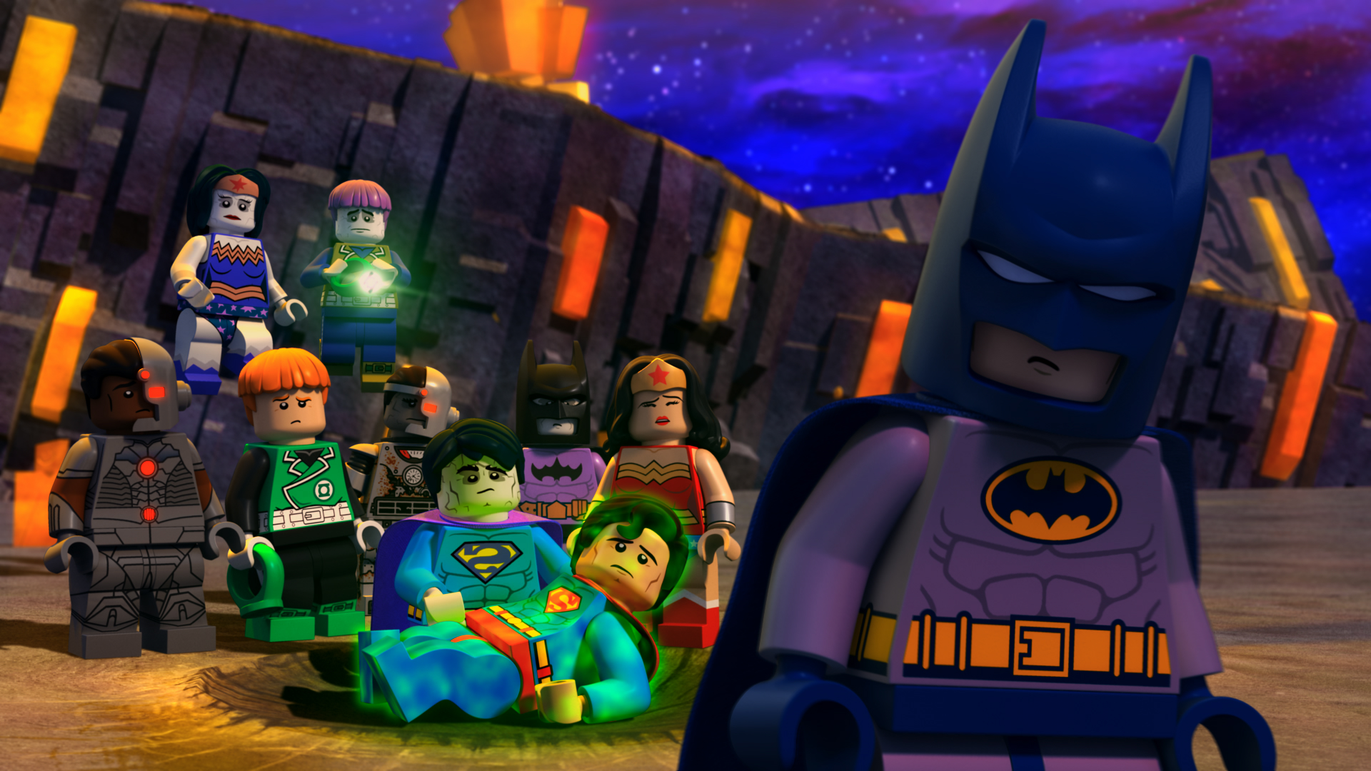 Vids: LEGO DC Comics Super Heroes: Justice League vs  Bizarro League