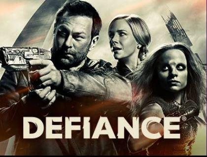 Defiance Season 3 logo