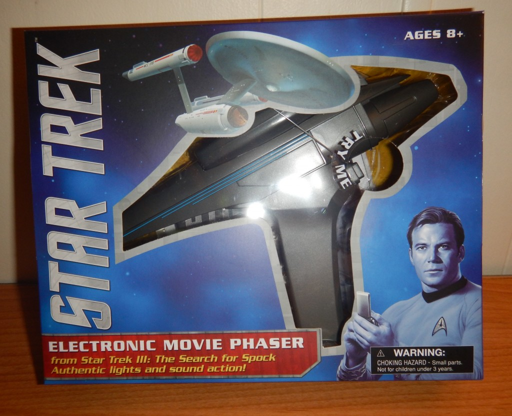 Diamond Select Search for Spock Phaser (1)