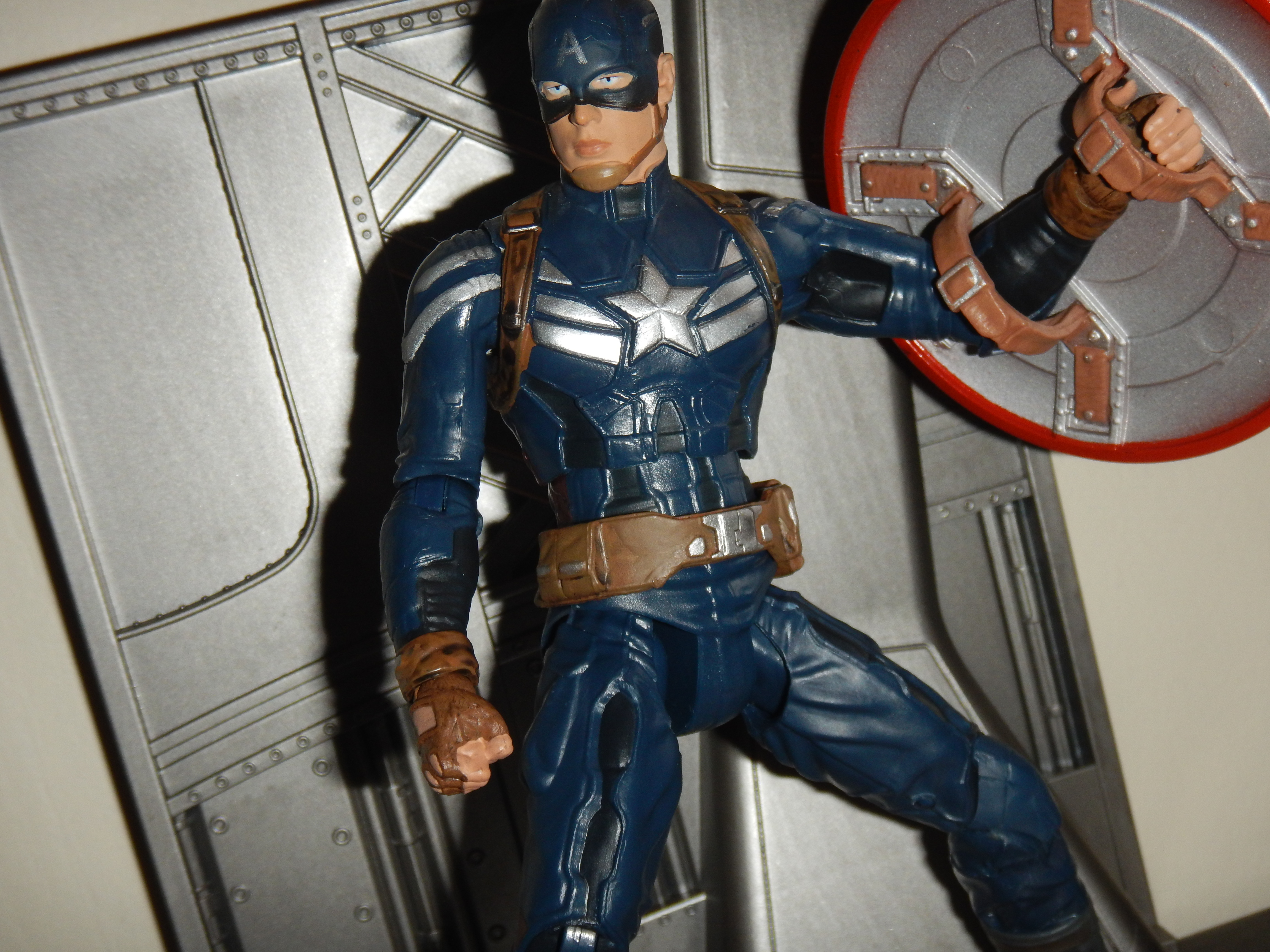 Captain America Action Figure Captain America 2 Marvel Select