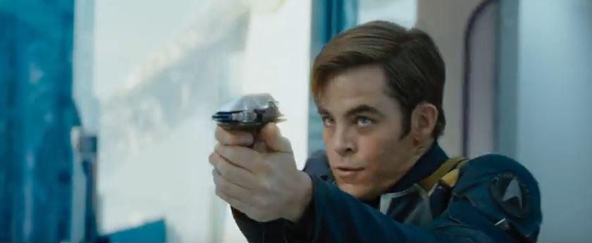 Kirk takes aim