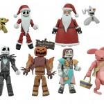 Nightmare Before Christmas Minimates
