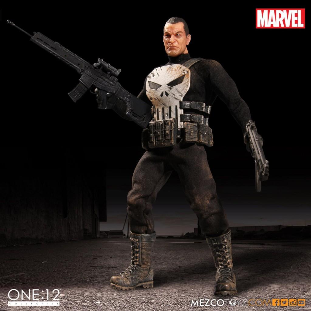 Mezco Punisher 6