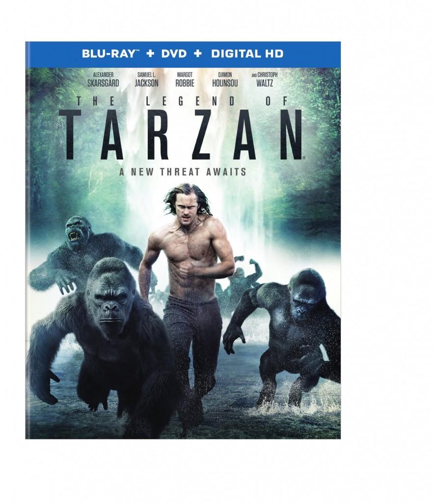 The Legend of Tarzan_2D