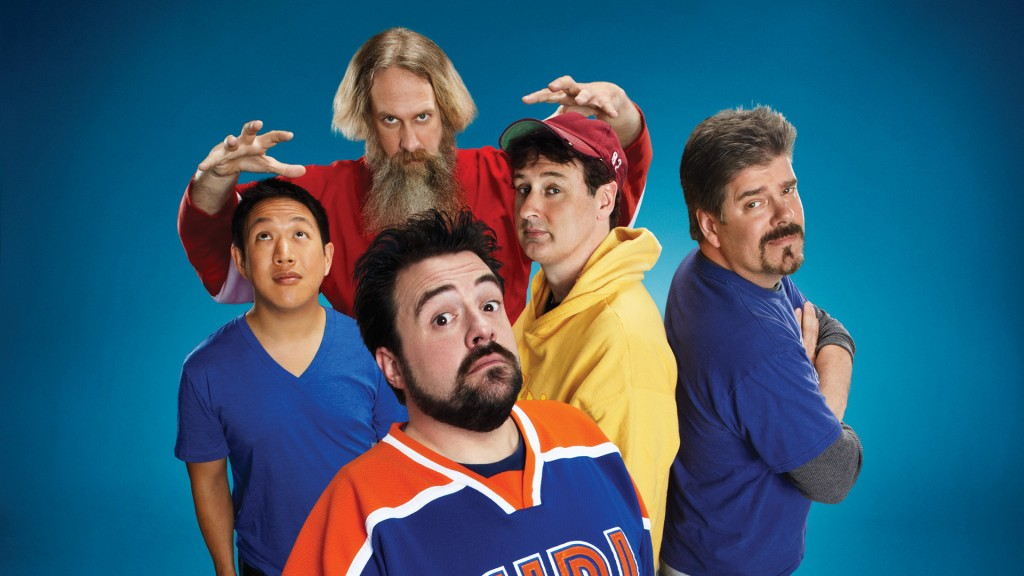 comic book men 2