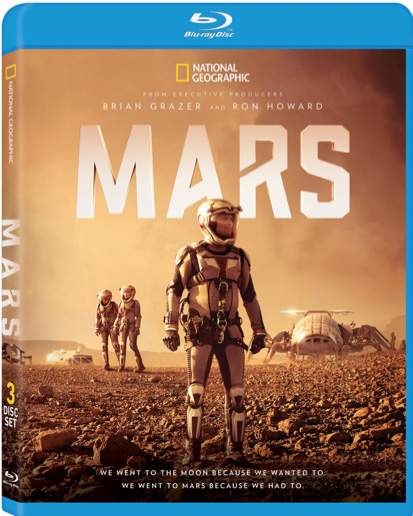 Mars Box Art