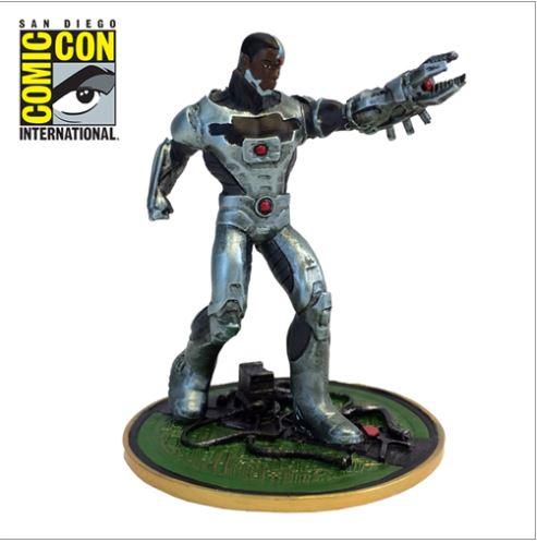 Die Cast Cyborg