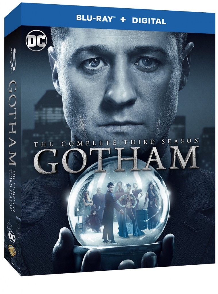 Gotham S3 BD1