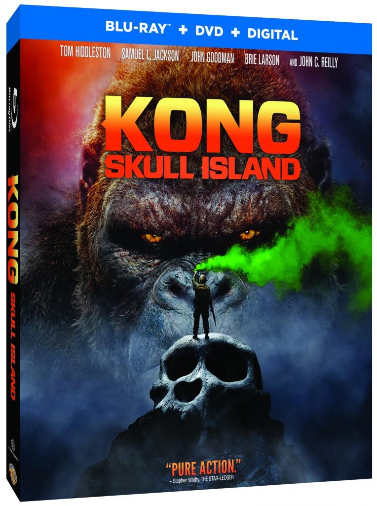 Kong Blu-ray 2