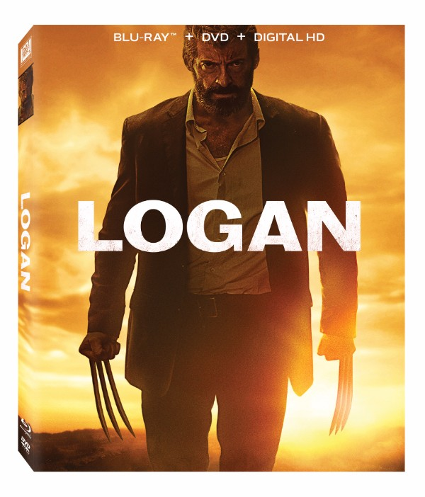 Logan Box Art