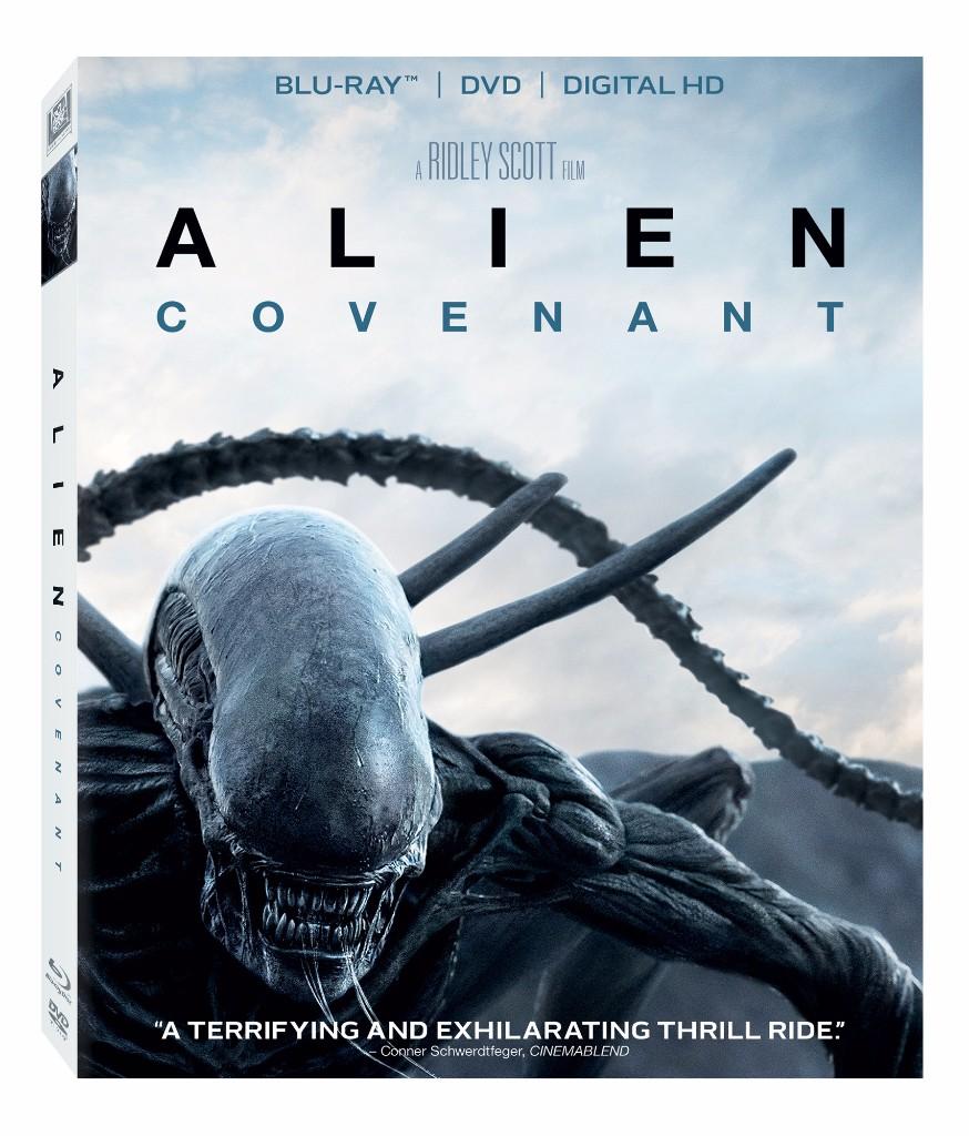 Alien Covenant Box Art 1