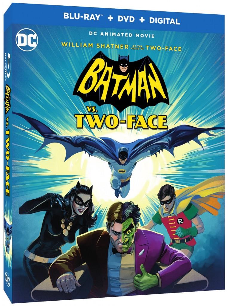 Batman vs Two Face 3D