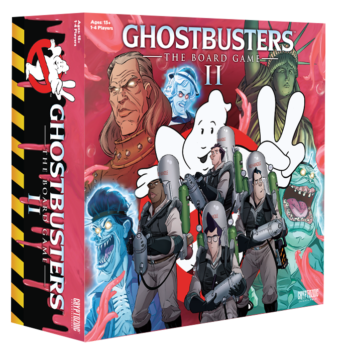Ghostbusters game