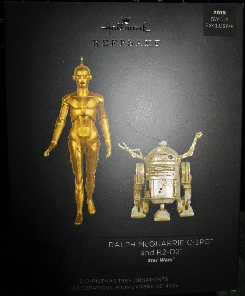 Hasbro Star Wars Holiday Edition R2-D2 and C-3PO